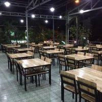 Những mẫu bàn ghế nhà hàng quán ăn mới nhất