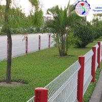Hàng rào lưới thép tại Bắc Ninh