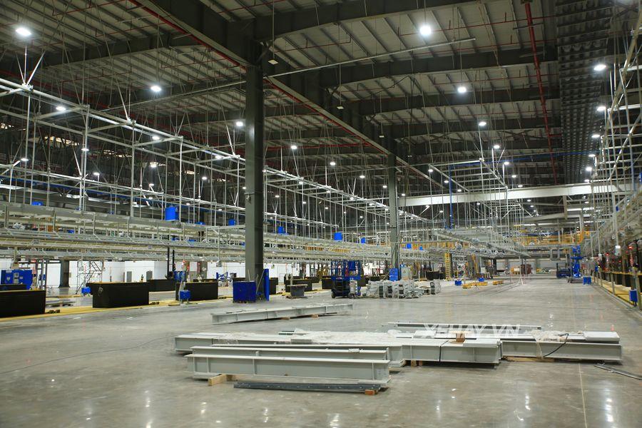 Báo giá thi công xây dựng nhà xưởng
